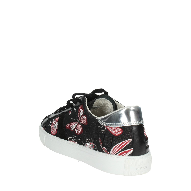 Niedrige Herbst/Winter Sneakers Damen D.a.t.e. NEWMAN-64I Herbst/Winter Niedrige d66505