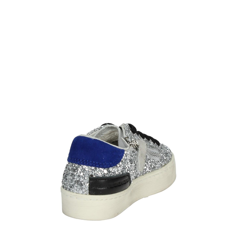 a t 1 inverno c D Autunno Argento Low Bambina Bassa Sneakers eHill E9bDYeWHI2