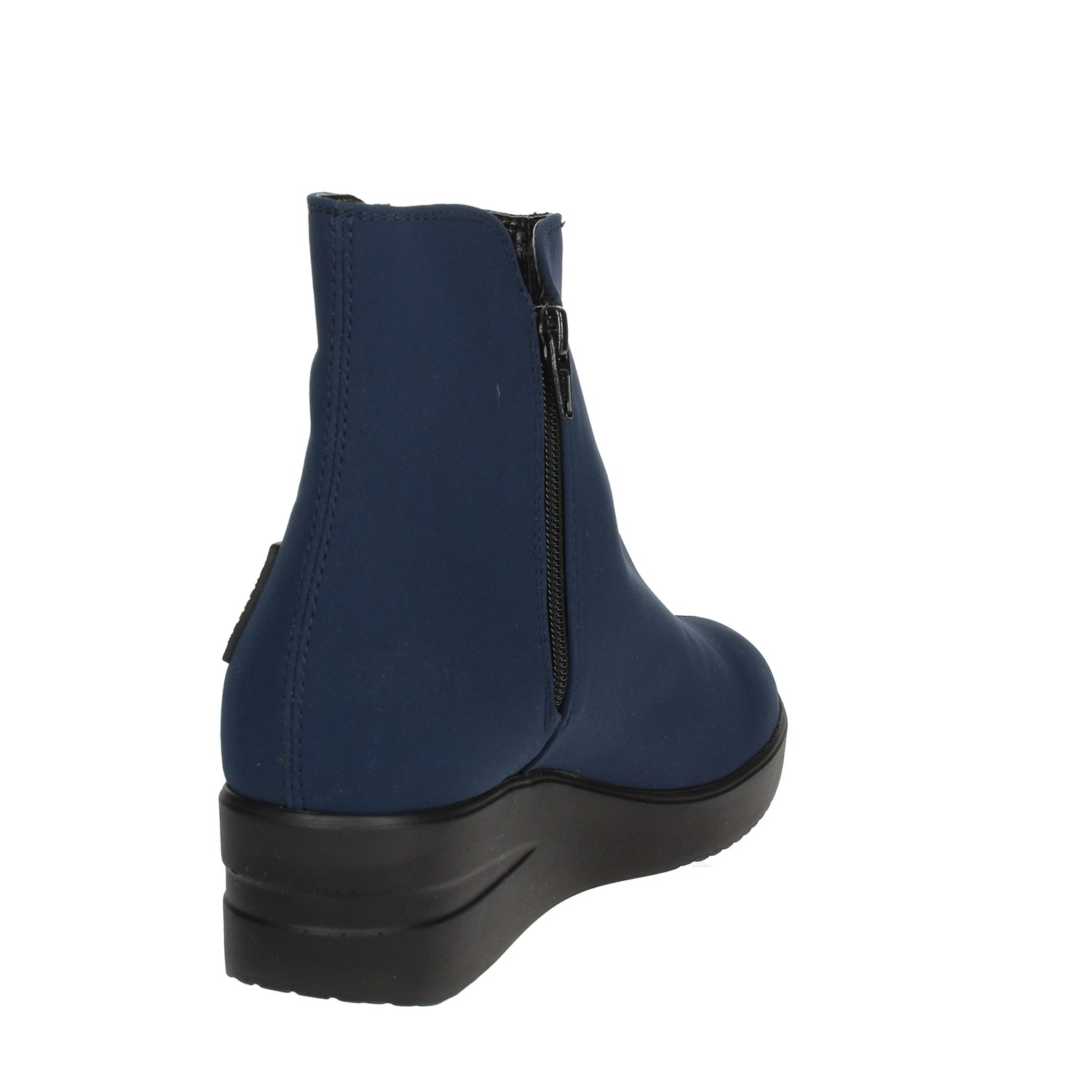 Agile By By By Rucoline  211-33 blue Stivaletti Zeppa women Autunno Inverno c0281f