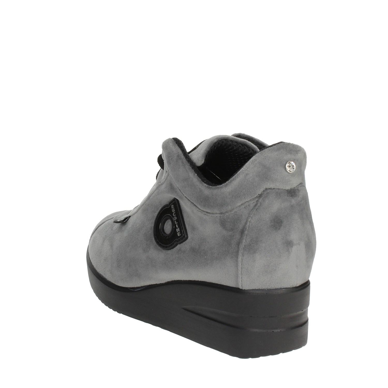 Autunno Donna Velluto Rucoline 226 Grigio inverno 39 By Agile Sneakers 0zqwEE