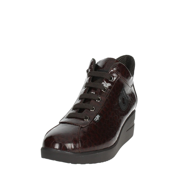 Agile By mujer Rucoline  226(34) marrón zapatillas Bassa mujer By Autunno Inverno ff447d