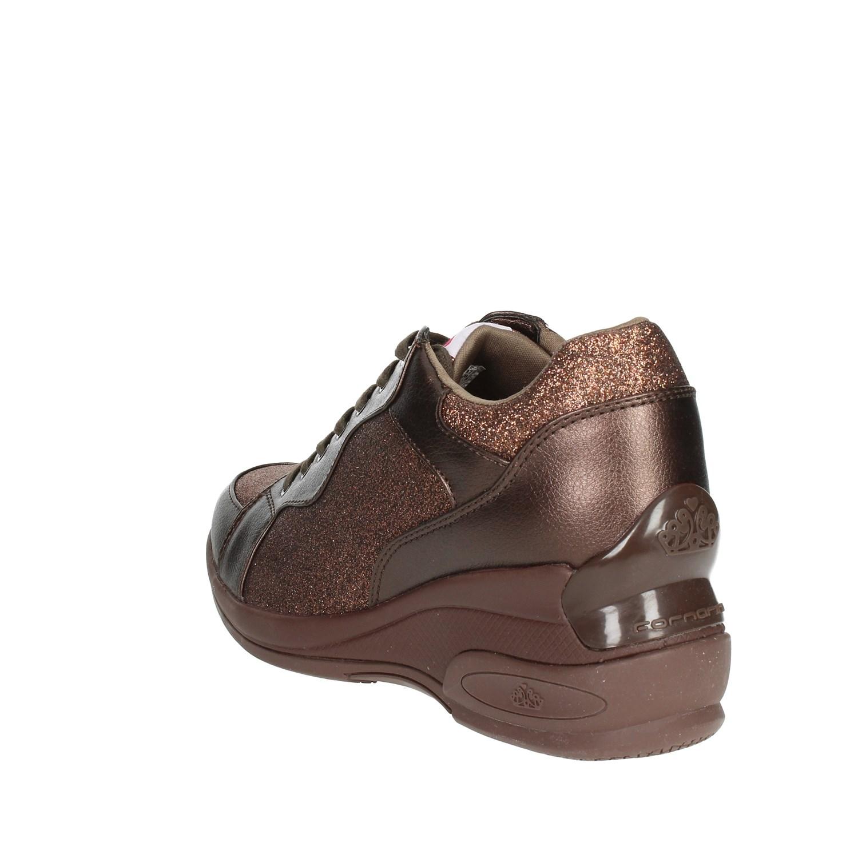 Fornarina PI18DY1075VM72 BRONZO scarpe da ginnastica Bassa Bassa Bassa Donna Autunno Inverno   Qualità Primacy    Uomini/Donna Scarpa  34c4e5