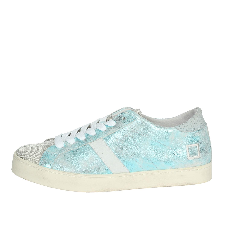 Niedrige Sneakers Frühjahr/Sommer Damen D.a.t.e. E18-155 Frühjahr/Sommer Sneakers e95fe6