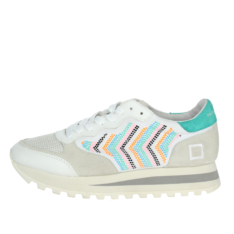 Niedrige Niedrige Niedrige Sneakers Damen D.a.t.e. E18-158 Frühjahr/Sommer 533439