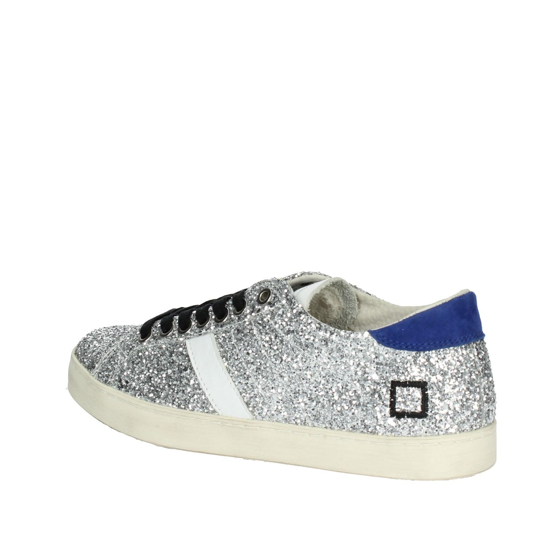 Niedrige Damen Sneakers Damen Niedrige D.a.t.e. HILL LOW-22I Herbst/Winter 938798