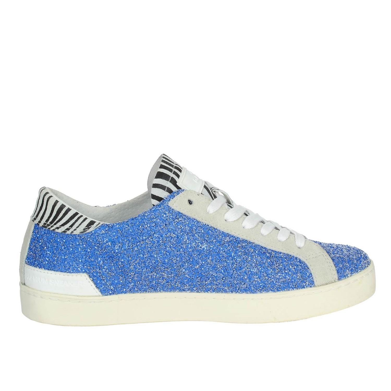 a estate 172 D Sneakers e t Primavera E18 Azzurro Donna dqwz6Zvx