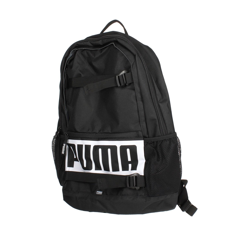 mochila puma hombre negra