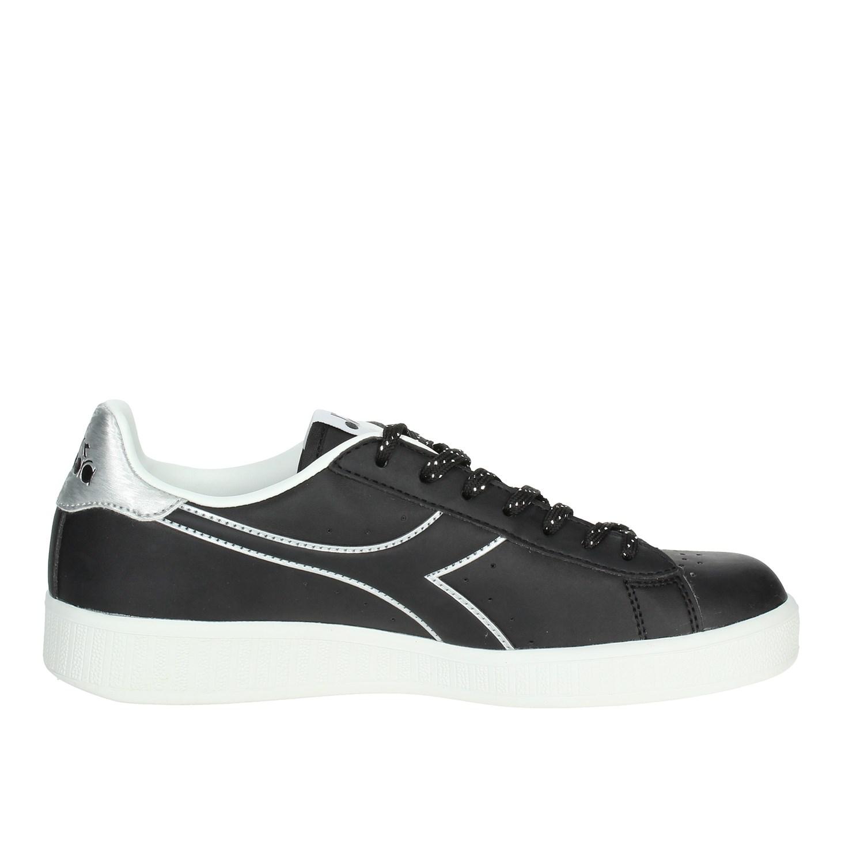 inverno Sneakers 173097 Bassa 101 Autunno argento Nero C0787 Donna Diadora ZpqT1xfn