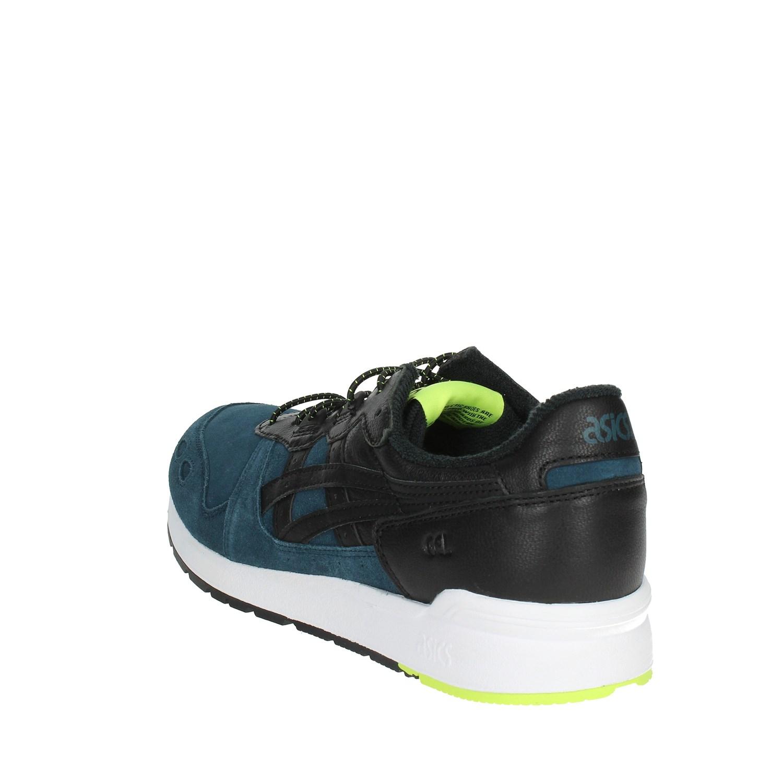 Sneakers nero 1193a134 Autunno Uomo inverno Bassa 400 Asics Blu qxBZw6
