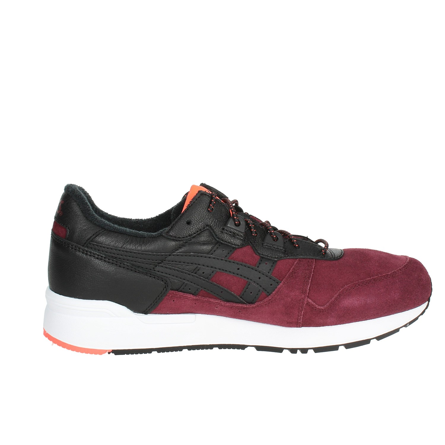 1193a134 Low Hombre Burgundy 600 Invierno Otoño Sneakers Asics A4xqwUaA