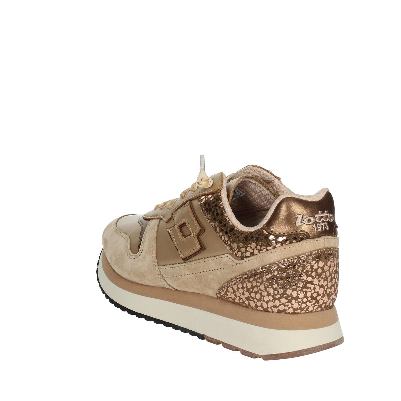 Lotto Leggenda T7431 BEIGE Sneakers Bassa Damenschuhe Autunno/Inverno Autunno/Inverno Damenschuhe f32443
