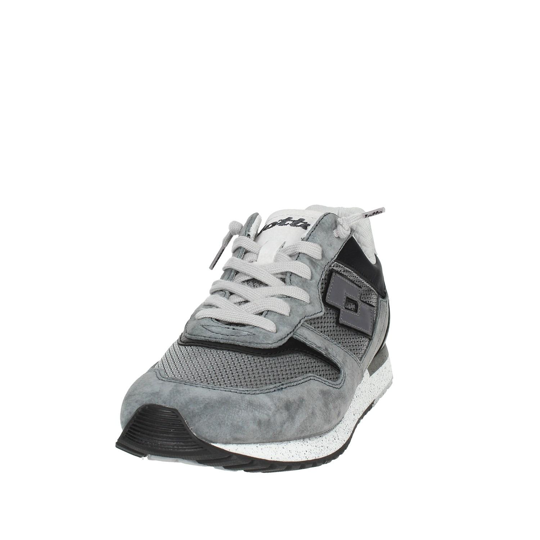 LOTTO LEGGENDA T7398 grigio Scarpe da ginnastica basse basse basse Uomo Autunno Inverno a5f13e