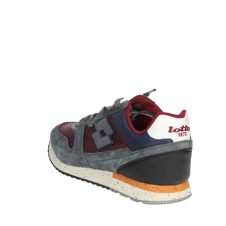 Autunno Antracite Bassa Lotto Leggenda Uomo inverno Sneakers T7397 b6gY7yvf
