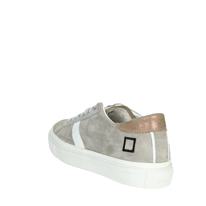 Niedrige Sneakers Damen D.a.t.e. D.a.t.e. D.a.t.e. I18-191 Herbst/Winter d02961