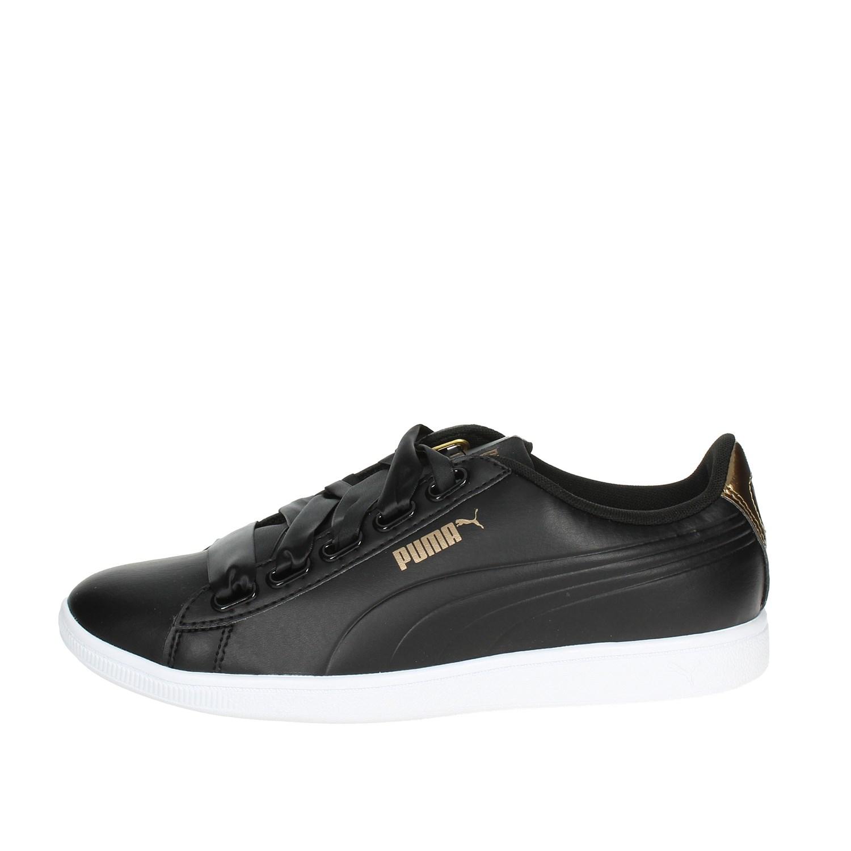 Puma Donna bianco 367813 01 NERO uomo Sneakers Autunno