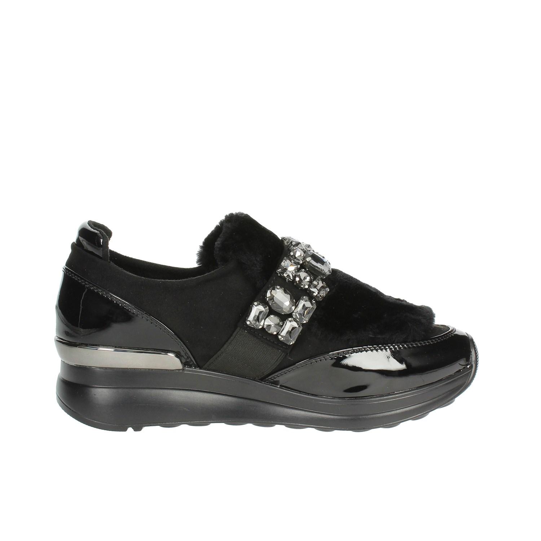 Autunno Sneakers Braccialini inverno Donna Nero Bassa Ta92 OfnnwqzPg