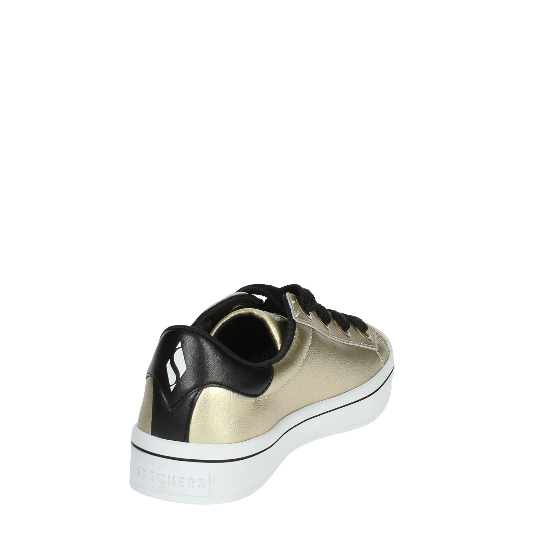 Niedrige Sneakers Damen Damen Sneakers Skechers 957/GLD Herbst/Winter 62ae70