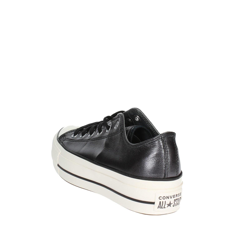 Converse Nero Sneakers 562774c inverno Autunno Bassa Donna ArAqxZw5dE
