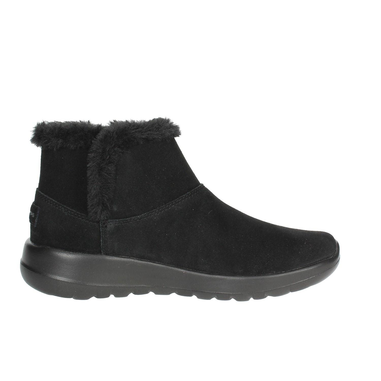 Hoch Sneakers  Damen Damen  Skechers 15501/BBK Herbst/Winter cc4dc2