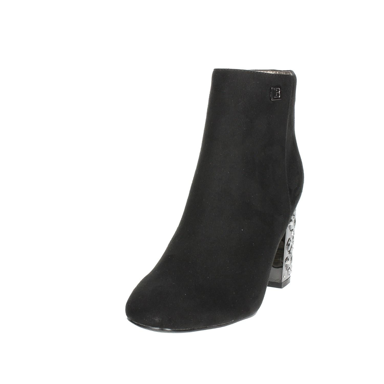 Laura Biagiotti 5033 black black black Stivaletti Tacco women Autunno Inverno 04819e