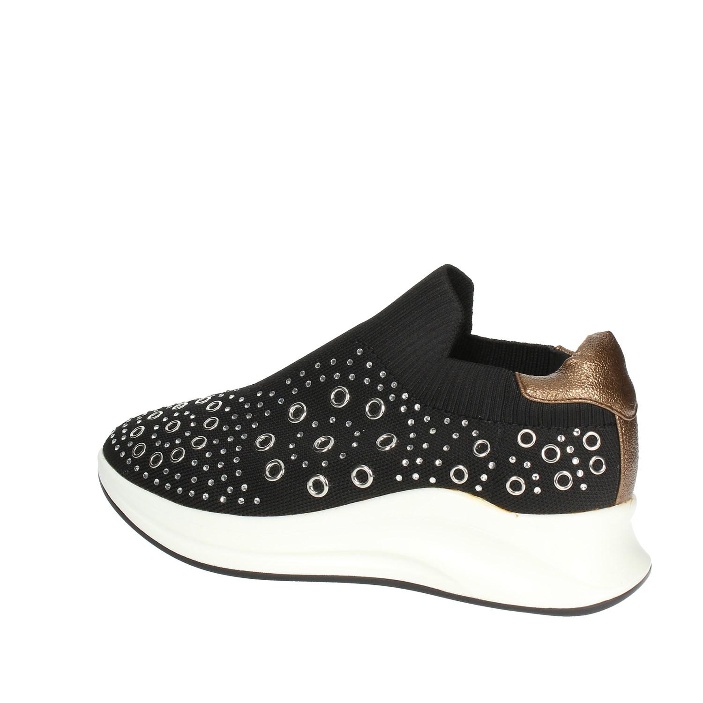 Pregunta PCG02001 negro zapatillas Alta Alta zapatillas mujer Autunno Inverno 99b2cd