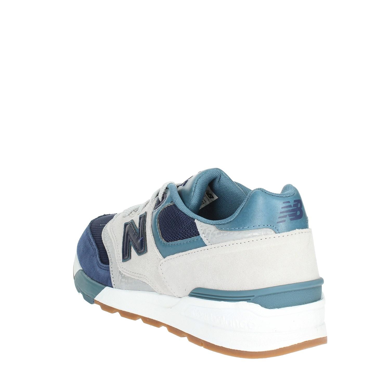 Autunno Sneakers Blu New Bassa inverno Uomo Ml597ngt Balance waTq1CS