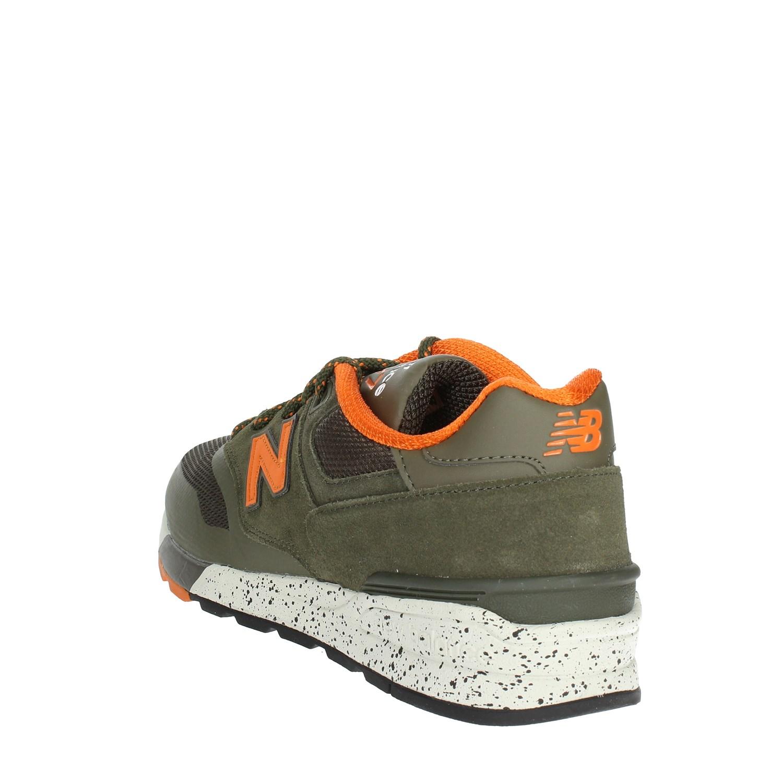 Balance Uomo Sneakers Ml597skj inverno New Autunno Bassa Verdone BHZqx