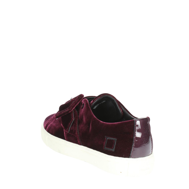 Autunno t Donna e a Bordeaux I18 inverno Bassa 279 D Sneakers 5fzSqS8