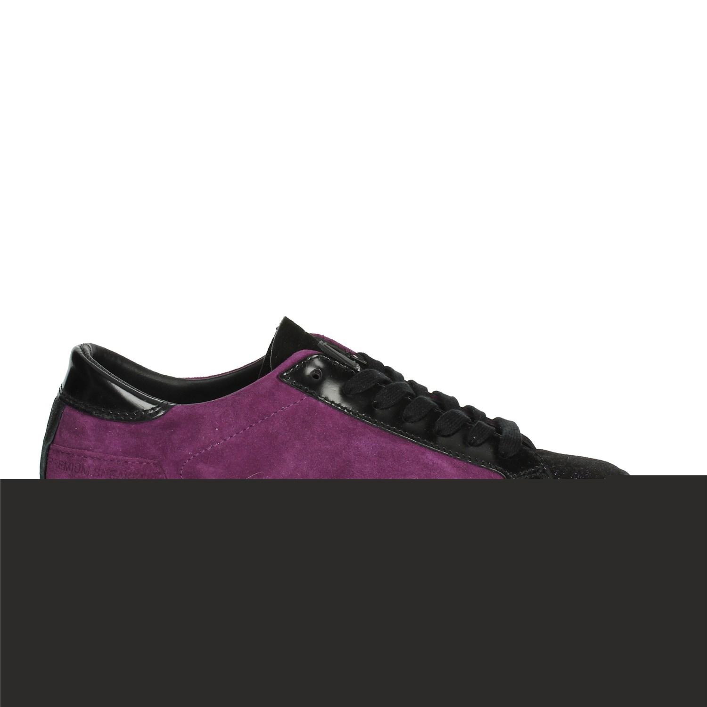 D.A.T.E. i18-277 viola basse scarpe scarpe scarpe da ginnastica da donna autunno inverno d83ff2