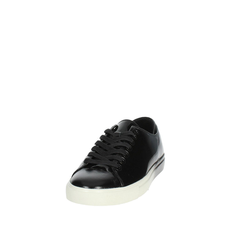 D.a.t.e. I18-290 Schwarz Niedrige Sneakers Damen Herbst/Winter Herbst/Winter Herbst/Winter 428736