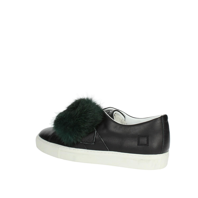 D.a.t.e. I18-292 NERO Sneakers Damenschuhe Bassa Damenschuhe Sneakers Autunno/Inverno 273055