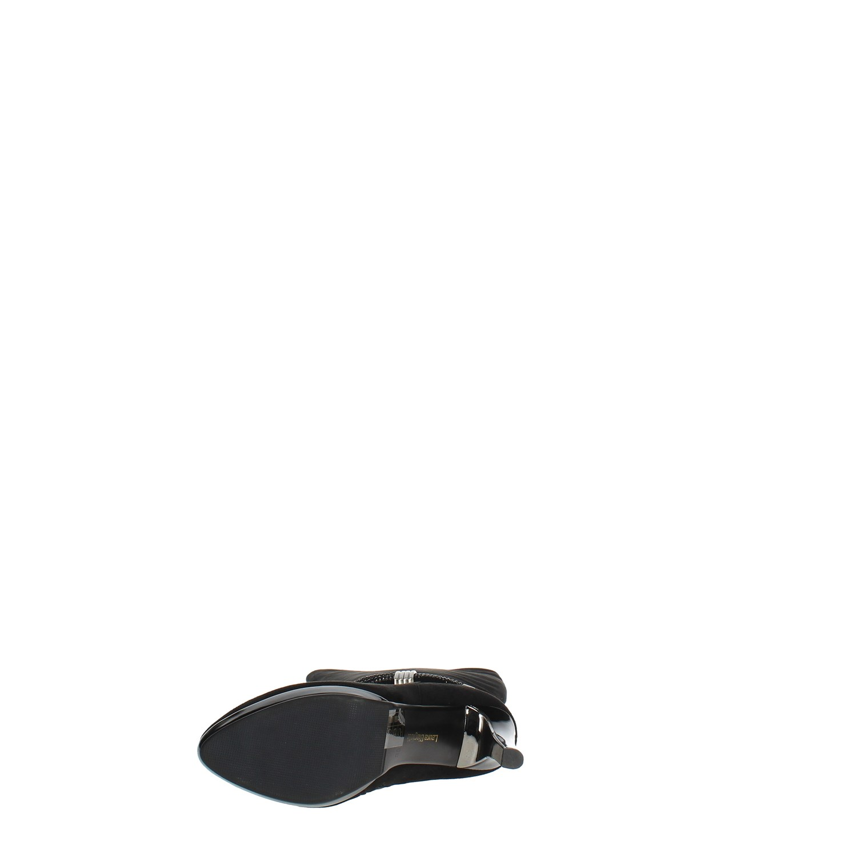 Laura Biagiotti 5091 señora negro botas señora 5091 otoño invierno 53bf5f