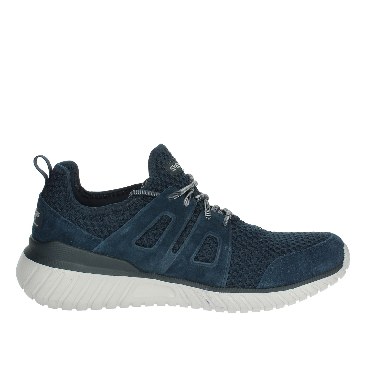 Automne Homme Hiver 52822 Basses Baskets Blue nvy Skechers gwUqOHpg