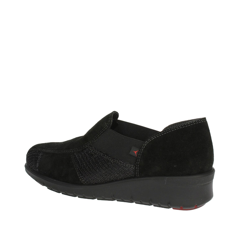 Cinzia Soft Slip-on IE965F negro Slip-on Soft mujer Autunno Inverno 6e278d