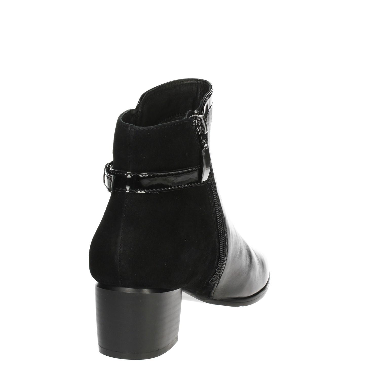 Cinzia Soft ICB88 001 noir Stivaletti Tacco femmes Autunno Autunno Autunno Inverno d8c230