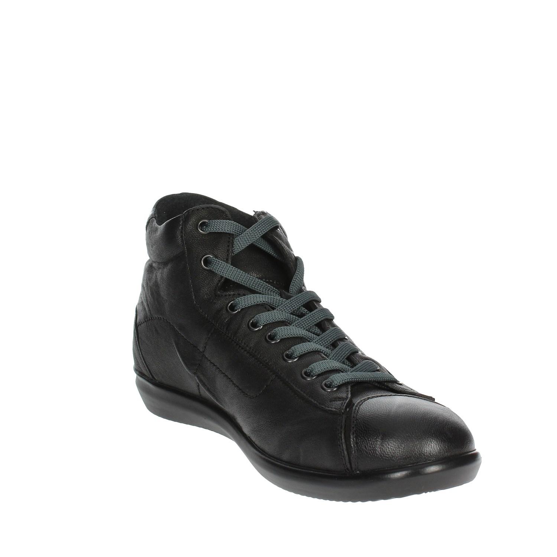 Pregunta PAF 8603-001 NERO Sneakers Alta Uomo Autunno Inverno  f299a04cbb2