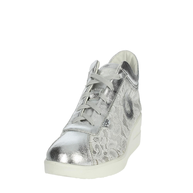 Agile By Rucoline  Donna 226 Sneakers Primavera//Estate Pelle//tessuto