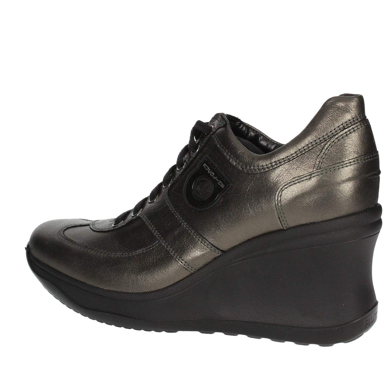 Agile by Rucoline 1800 (a69) GRIGIO GRIGIO GRIGIO ANTRACITE alta scarpe da ginnastica da donna autunno inverno c581c4