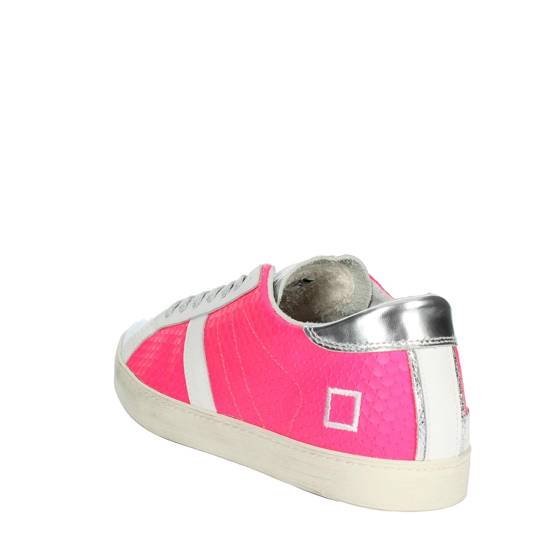 a Donna Low Hill estate 5 t Sneakers Bassa Fuxia Primavera e D fzwdIqxw