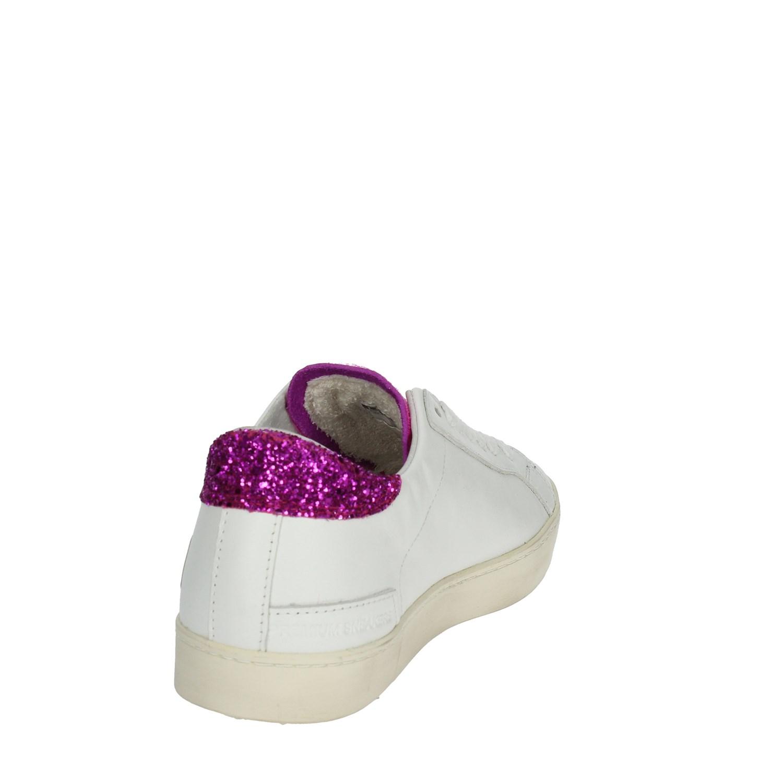 99 fuxia Sneakers a e D E19 Primavera Bassa Bianco t estate Donna HRnIx0