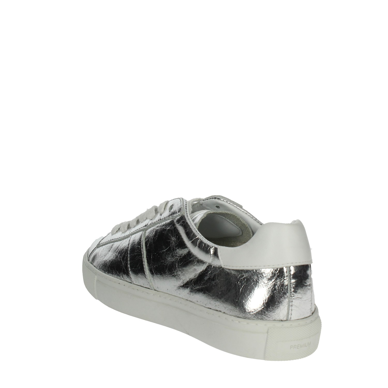 a E19 Verano 60 Mujer Silver D Low e Sneakers t Primavera dqnP1cW4cg