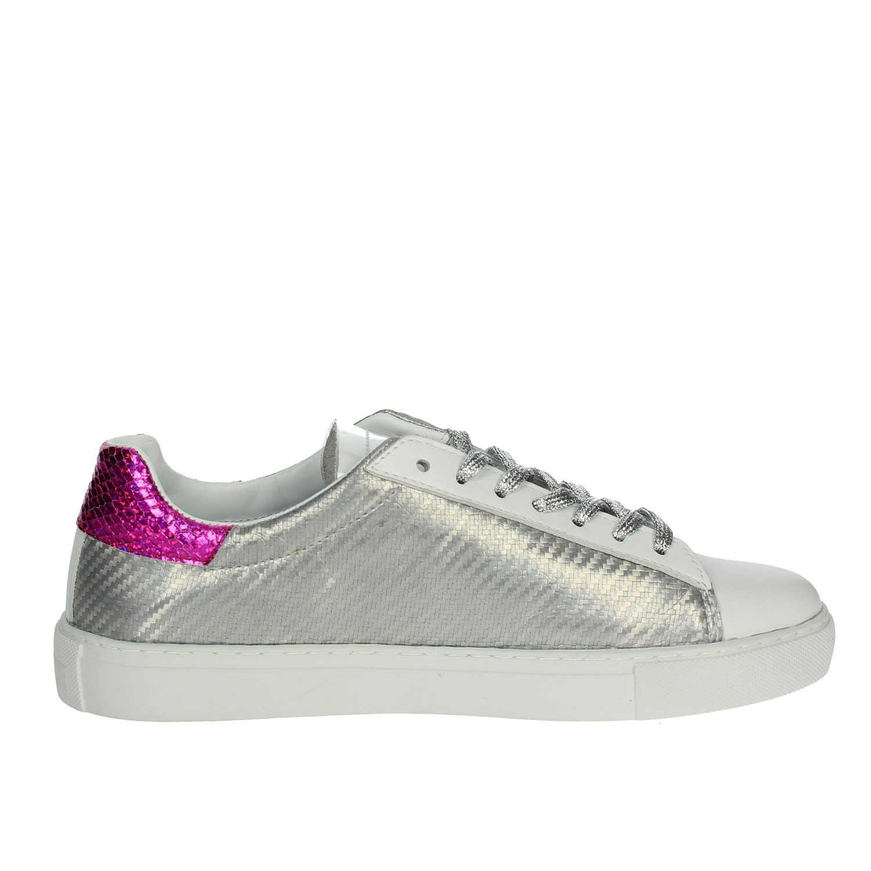 Bianco E19 fuxia estate 66 D t Primavera Sneakers Donna e Bassa a q7xXUqAS