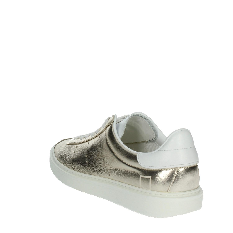t 5 Platino D estate Donna Sneakers a E19 e Bassa Primavera HIxw5wq7
