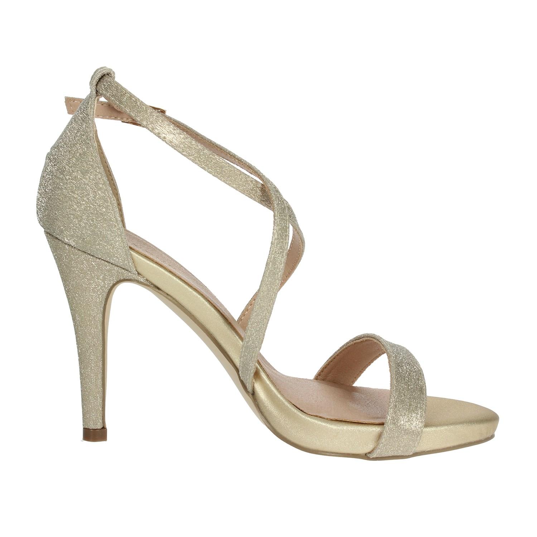 Primavera 000 Oro 20311 Glitter Donna Sandali estate Menbur ZOFXwqn
