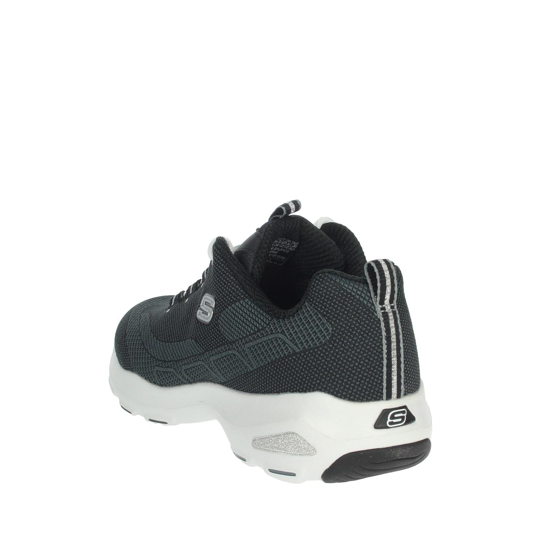 t Printemps pour Sneakers Black Skechers blk femmes 12283 qxBYwwSU0