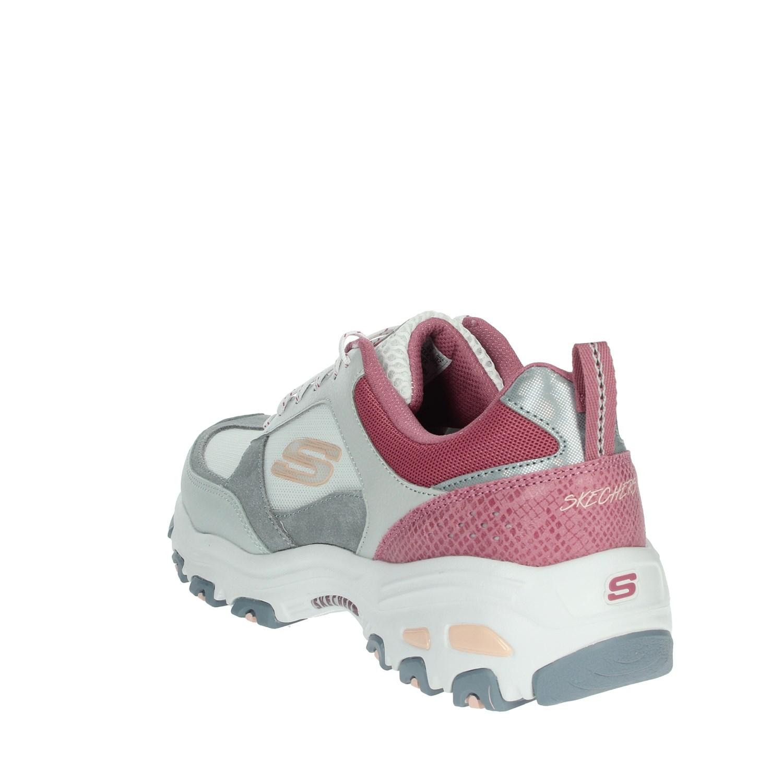 Skechers 13140 GYPK Grau Rosa Turnschuhe Turnschuhe Turnschuhe Damen Frühjahr Sommer  | Merkwürdige Form  c9e281