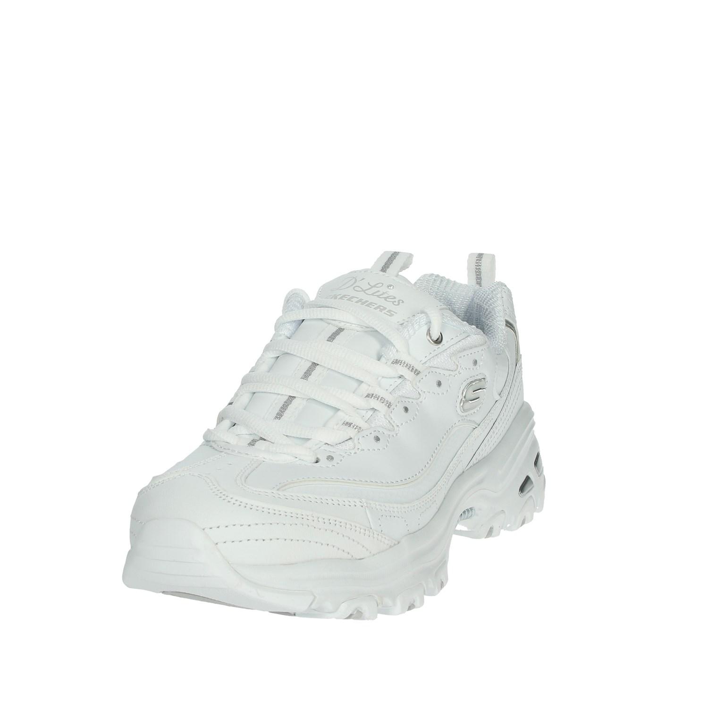 SKECHERS 11931WSL BIANCO Sneakers Donna PrimaveraEstate
