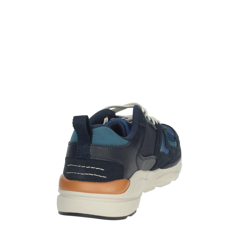 Uomo Sneakers nvy Blu Skechers 66020 estate Primavera qPzvII