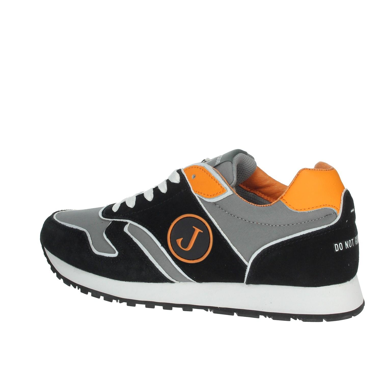 Dettagli su Jeckerson Uomo JGPU040 Sneakers PrimaveraEstate Camoscionylon