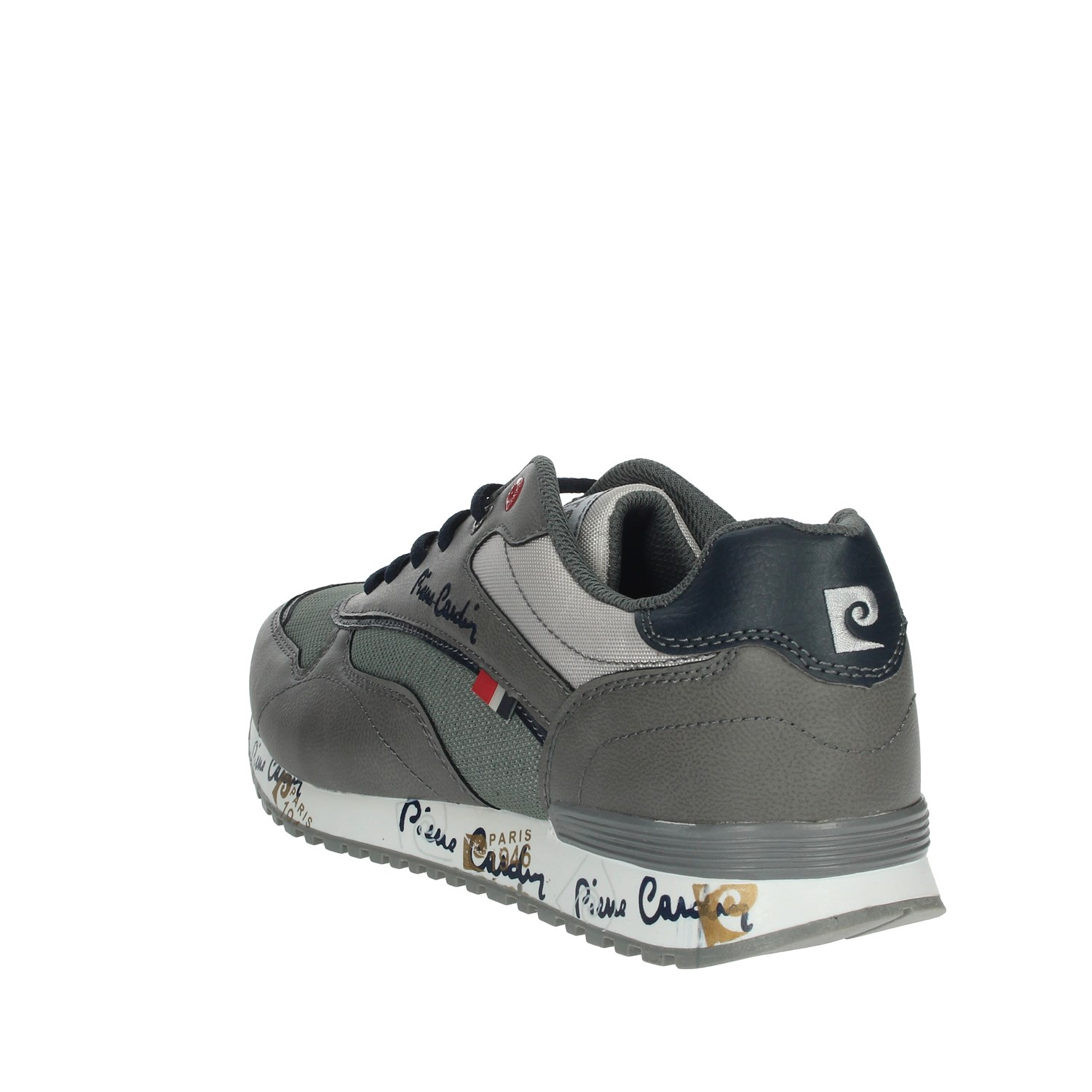 estate Grigio Pc811 Pierre Sneakers Uomo Cardin Primavera Ww1wYqaE